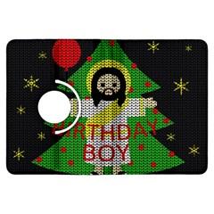 Jesus   Christmas Kindle Fire Hdx Flip 360 Case