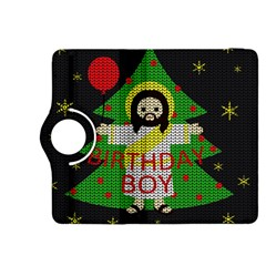 Jesus   Christmas Kindle Fire Hdx 8 9  Flip 360 Case
