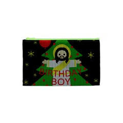 Jesus   Christmas Cosmetic Bag (xs)