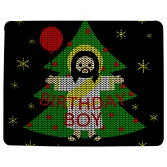 Jesus   Christmas Jigsaw Puzzle Photo Stand (rectangular)