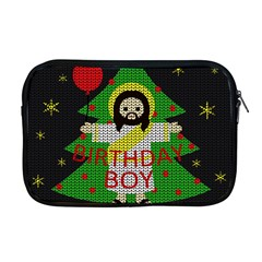 Jesus   Christmas Apple Macbook Pro 17  Zipper Case