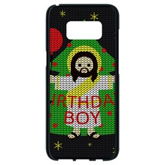 Jesus   Christmas Samsung Galaxy S8 Black Seamless Case