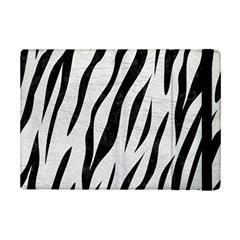 Skin3 Black Marble & White Leather Ipad Mini 2 Flip Cases