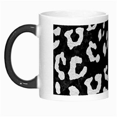 Skin5 Black Marble & White Leather Morph Mugs