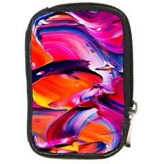 Abstract Acryl Art Compact Camera Cases