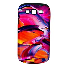 Abstract Acryl Art Samsung Galaxy S Iii Classic Hardshell Case (pc+silicone)