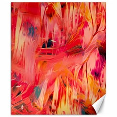 Abstract Acryl Art Canvas 8  X 10