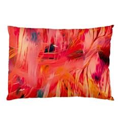 Abstract Acryl Art Pillow Case