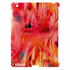 Abstract Acryl Art Apple Ipad 3/4 Hardshell Case (compatible With Smart Cover)