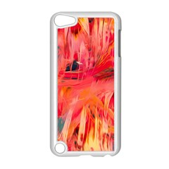 Abstract Acryl Art Apple Ipod Touch 5 Case (white)
