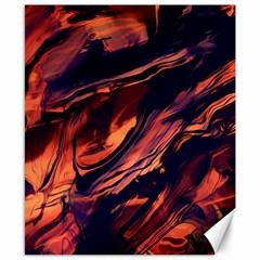 Abstract Acryl Art Canvas 8  X 10