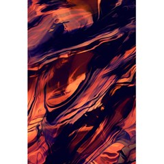 Abstract Acryl Art 5 5  X 8 5  Notebooks