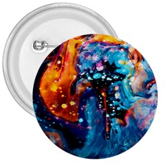 Abstract Acryl Art 3  Buttons