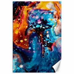 Abstract Acryl Art Canvas 12  X 18