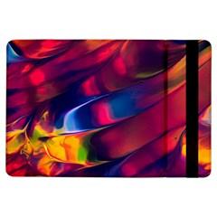 Abstract Acryl Art Ipad Air Flip