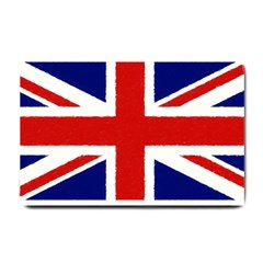 Union Jack Pencil Art Small Doormat