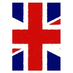 Union Jack Pencil Art 5 5  X 8 5  Notebooks