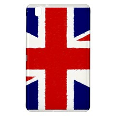 Union Jack Pencil Art Samsung Galaxy Tab Pro 8 4 Hardshell Case