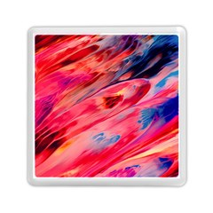 Abstract Acryl Art Memory Card Reader (square)