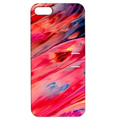 Abstract Acryl Art Apple Iphone 5 Hardshell Case With Stand