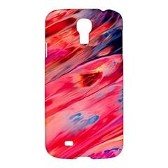 Abstract Acryl Art Samsung Galaxy S4 I9500/i9505 Hardshell Case