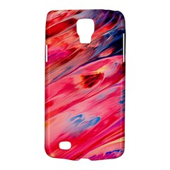 Abstract Acryl Art Galaxy S4 Active