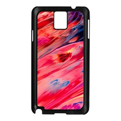 Abstract Acryl Art Samsung Galaxy Note 3 N9005 Case (black)