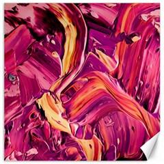 Abstract Acryl Art Canvas 16  X 16