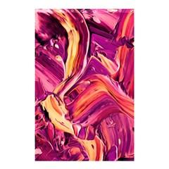 Abstract Acryl Art Shower Curtain 48  X 72  (small)