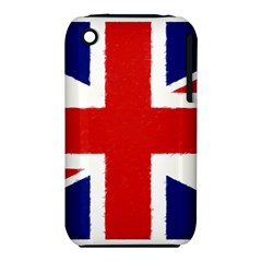 Union Jack Watercolor Drawing Art Iphone 3s/3gs