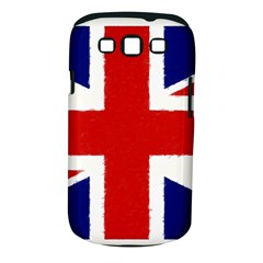 Union Jack Watercolor Drawing Art Samsung Galaxy S Iii Classic Hardshell Case (pc+silicone)