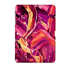 Abstract Acryl Art Samsung Galaxy Tab 2 (10 1 ) P5100 Hardshell Case