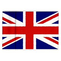 Union Jack Watercolor Drawing Art Samsung Galaxy Tab 10 1  P7500 Flip Case