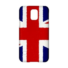 Union Jack Watercolor Drawing Art Samsung Galaxy S5 Hardshell Case