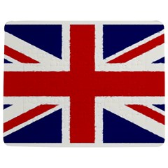 Union Jack Watercolor Drawing Art Jigsaw Puzzle Photo Stand (rectangular)