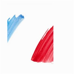 France Flag, Banner Watercolor Painting Art Small Garden Flag (two Sides)