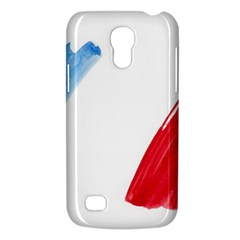 France Flag, Banner Watercolor Painting Art Galaxy S4 Mini