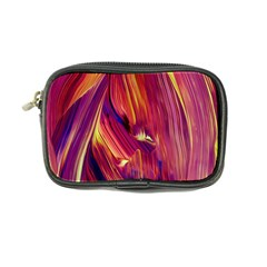 Abstract Acryl Art Coin Purse