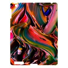Abstract Acryl Art Apple Ipad 3/4 Hardshell Case