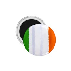 Flag Ireland, Banner Watercolor Painting Art 1 75  Magnets