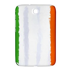 Flag Ireland, Banner Watercolor Painting Art Samsung Galaxy Note 8 0 N5100 Hardshell Case