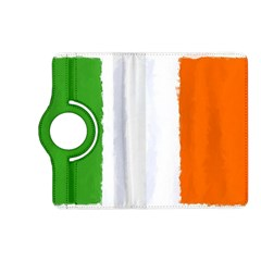 Flag Ireland, Banner Watercolor Painting Art Kindle Fire Hd (2013) Flip 360 Case