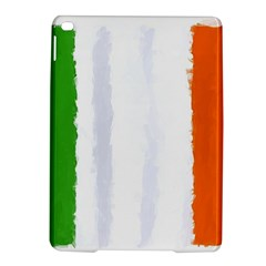 Flag Ireland, Banner Watercolor Painting Art Ipad Air 2 Hardshell Cases