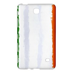 Flag Ireland, Banner Watercolor Painting Art Samsung Galaxy Tab 4 (8 ) Hardshell Case