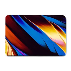 Abstract Acryl Art Small Doormat