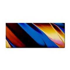 Abstract Acryl Art Cosmetic Storage Cases