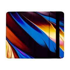 Abstract Acryl Art Samsung Galaxy Tab Pro 8 4  Flip Case