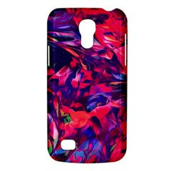 Abstract Acryl Art Galaxy S4 Mini