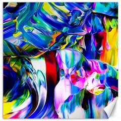 Abstract Acryl Art Canvas 12  X 12
