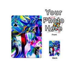Abstract Acryl Art Playing Cards 54 (mini)